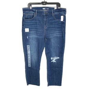 Old Navy Straight Jeans size 16